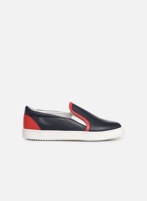 Sneakers Cendry Victor Azzurro immagine posteriore
