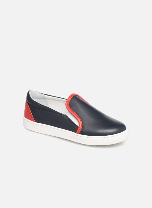 Sneakers Cendry Victor Blauw detail