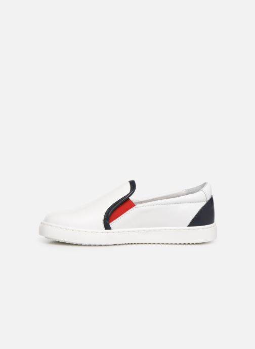 Sneakers Cendry Victor Bianco immagine frontale