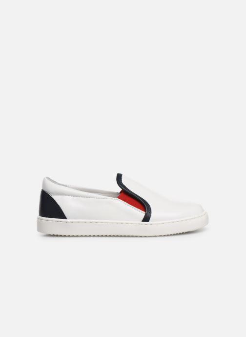 Sneakers Cendry Victor Bianco immagine posteriore