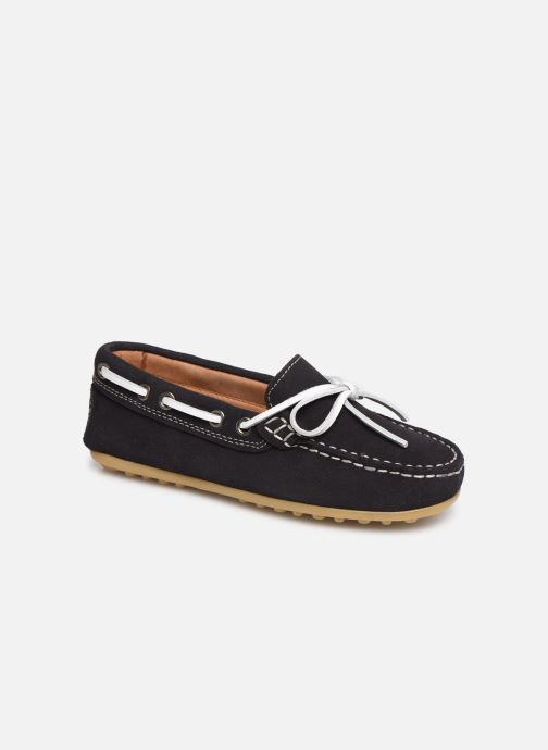 Zapatos con cordones Cendry Alexandre Azul vista de detalle / par