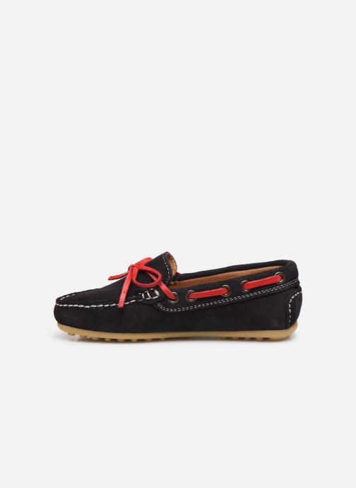 Zapatos con cordones Cendry Alexandre Azul vista de frente