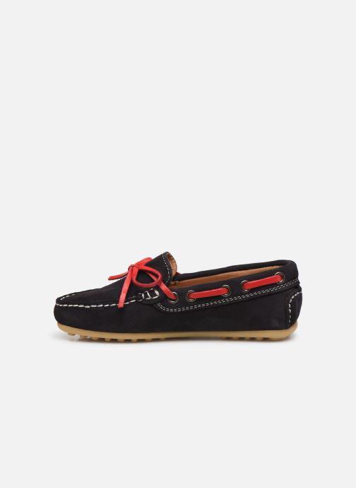 Chaussures à lacets Cendry Alexandre Bleu vue face