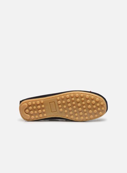 Chaussures à lacets Cendry Alexandre Bleu vue haut