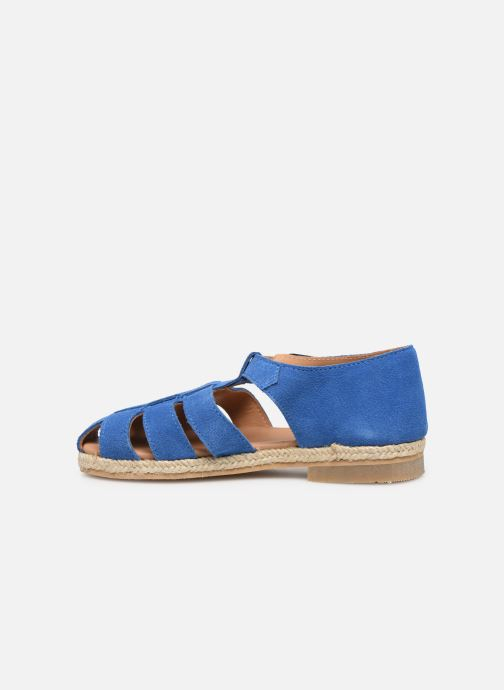 Sandali e scarpe aperte Cendry Sasha Azzurro immagine frontale