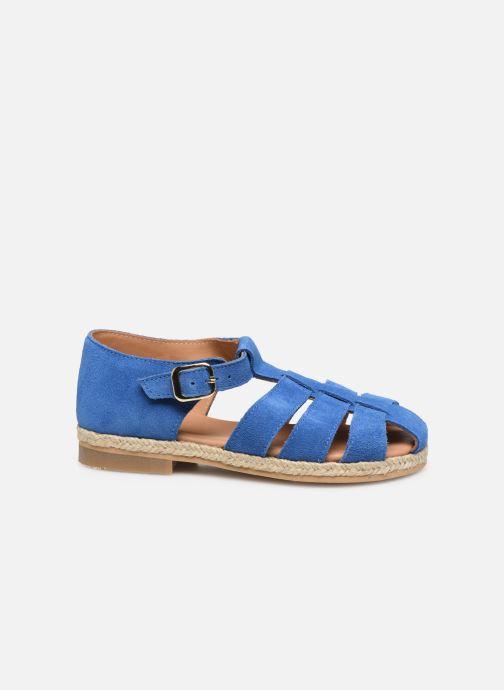 Sandali e scarpe aperte Cendry Sasha Azzurro immagine posteriore