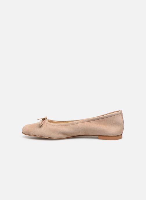 Ballet pumps Elizabeth Stuart Iris 300 Beige front view