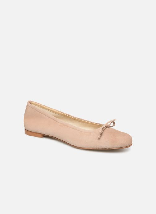 Ballet pumps Elizabeth Stuart Iris 300 Beige detailed view/ Pair view