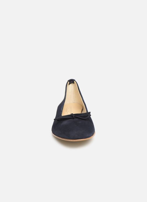 Ballet pumps Elizabeth Stuart Iris 300 Blue model view