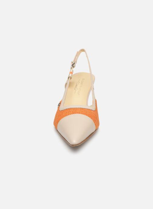 Escarpins Elizabeth Stuart Rex 200 Orange vue portées chaussures