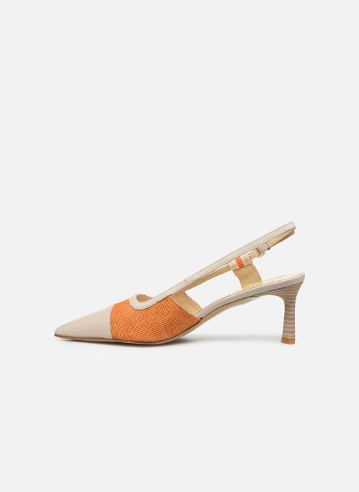 Elizabeth Stuart Rex 200 (Orange) - Pumps