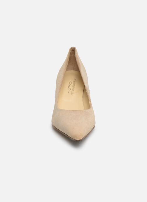 Escarpins Elizabeth Stuart Reza 300 Beige vue portées chaussures