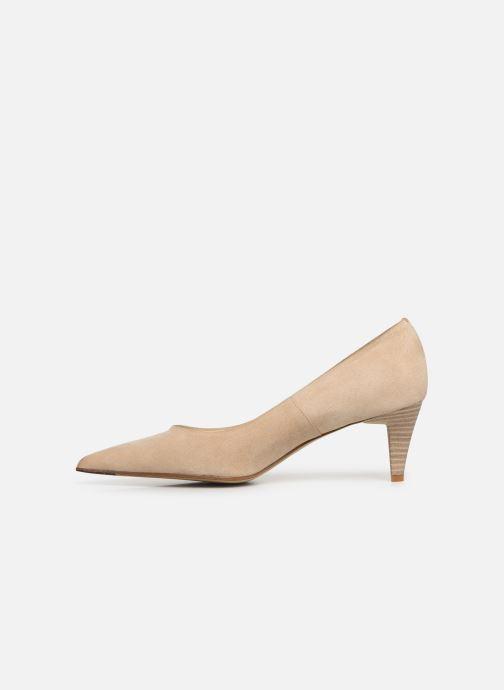 Zapatos de tacón Elizabeth Stuart Reza 300 Beige vista de frente
