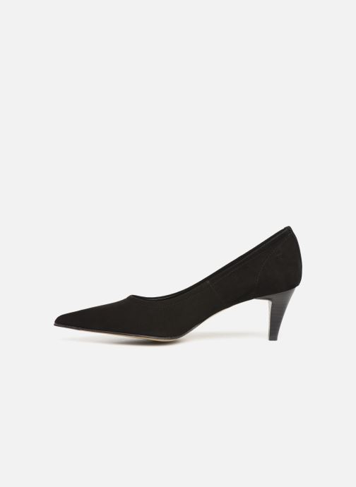 High heels Elizabeth Stuart Reza 300 Black front view