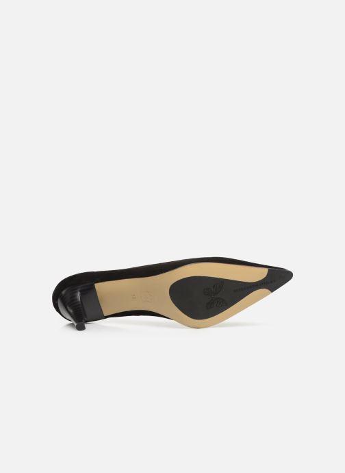 Zapatos de tacón Elizabeth Stuart Reza 300 Negro vista de arriba