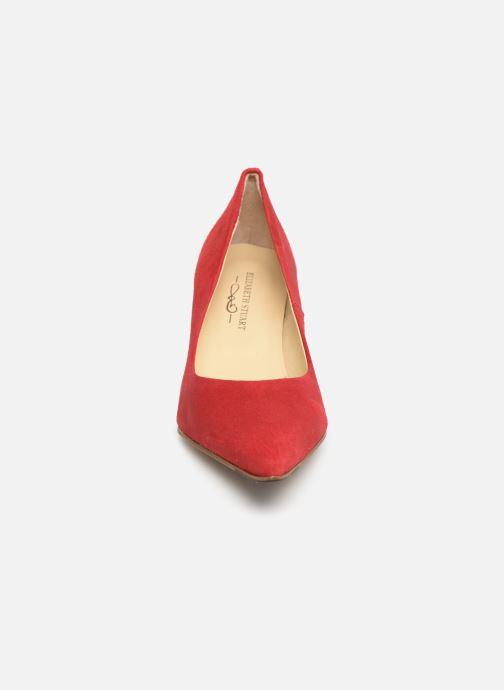 Escarpins Elizabeth Stuart Reza 300 Rouge vue portées chaussures