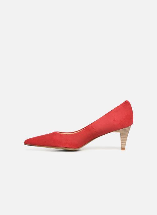 Zapatos de tacón Elizabeth Stuart Reza 300 Rojo vista de frente