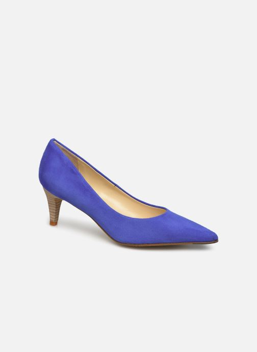 Escarpins Elizabeth Stuart Reza 300 Bleu vue détail/paire