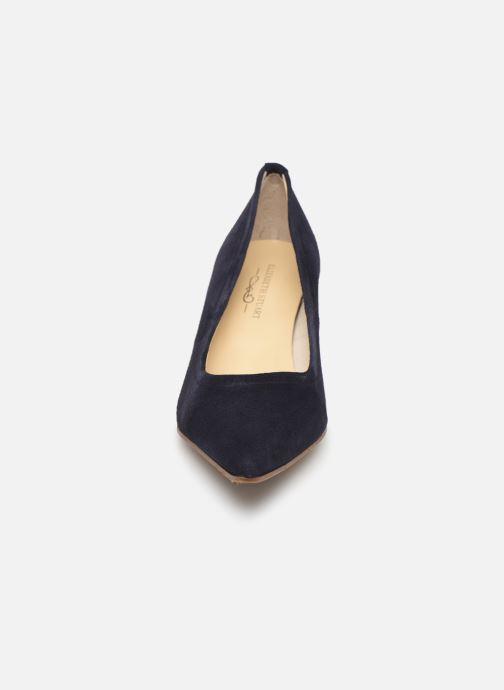 Zapatos de tacón Elizabeth Stuart Reza 300 Azul vista del modelo