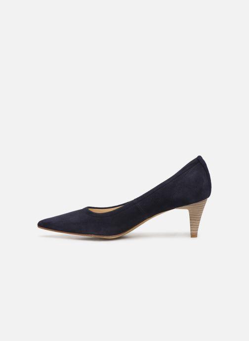 Zapatos de tacón Elizabeth Stuart Reza 300 Azul vista de frente