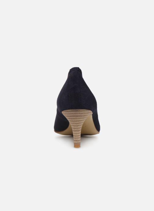 Zapatos de tacón Elizabeth Stuart Reza 300 Azul vista lateral derecha