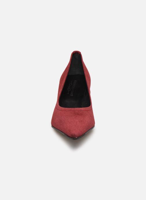 High heels Elizabeth Stuart Reza 300 Burgundy model view