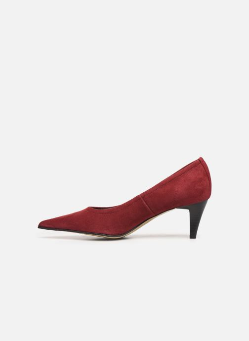 High heels Elizabeth Stuart Reza 300 Burgundy front view