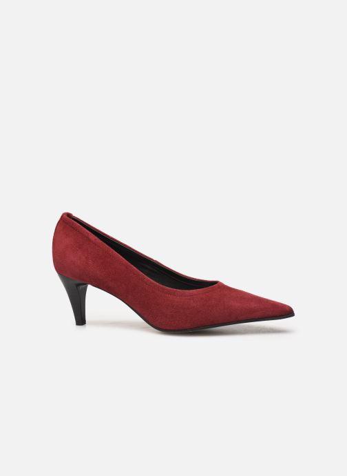 High heels Elizabeth Stuart Reza 300 Burgundy back view