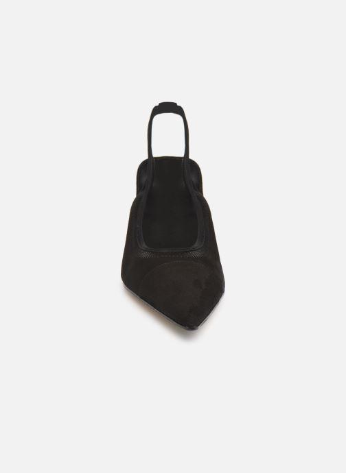 Escarpins Elizabeth Stuart Ryval 300 Noir vue portées chaussures