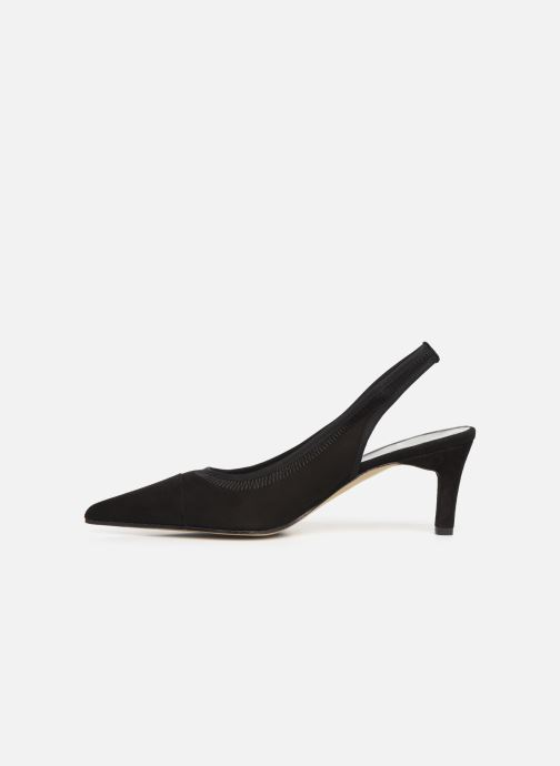 High heels Elizabeth Stuart Ryval 300 Black front view