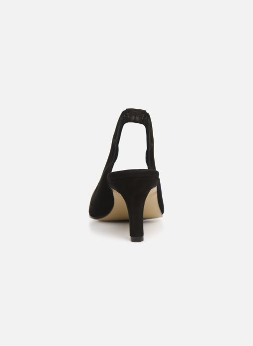 High heels Elizabeth Stuart Ryval 300 Black view from the right