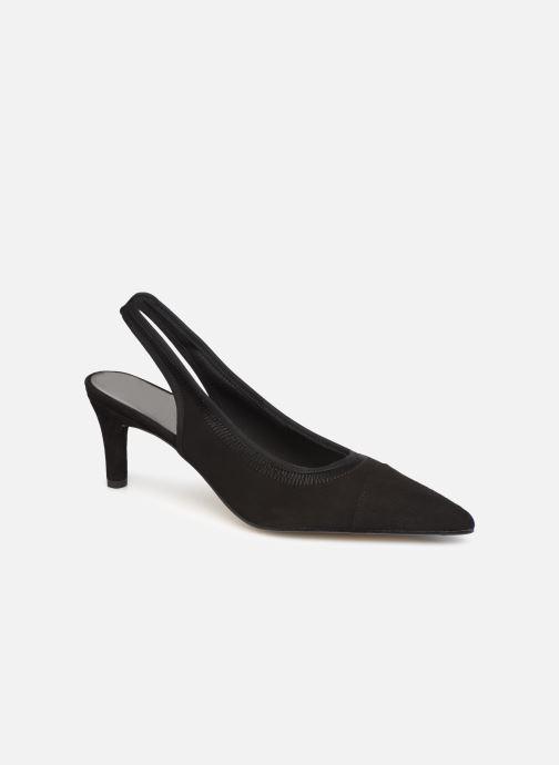 High heels Elizabeth Stuart Ryval 300 Black detailed view/ Pair view