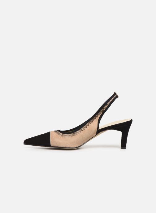 High heels Elizabeth Stuart Ryval 300/2 Beige front view