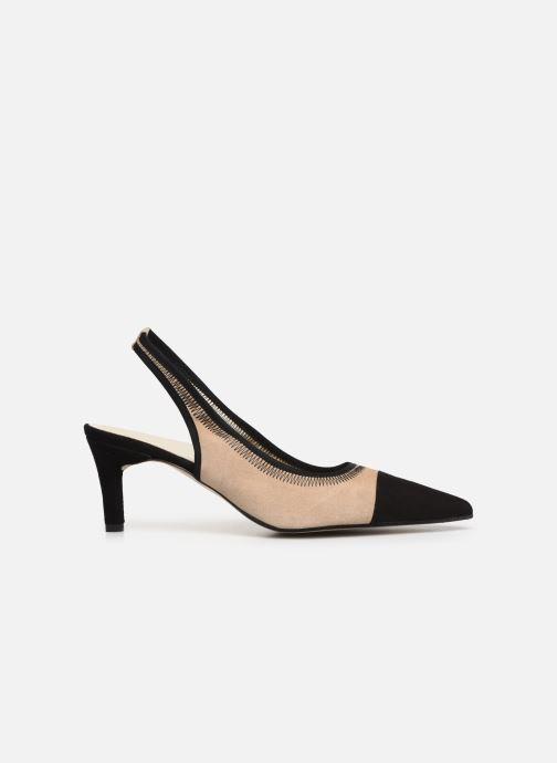 High heels Elizabeth Stuart Ryval 300/2 Beige back view