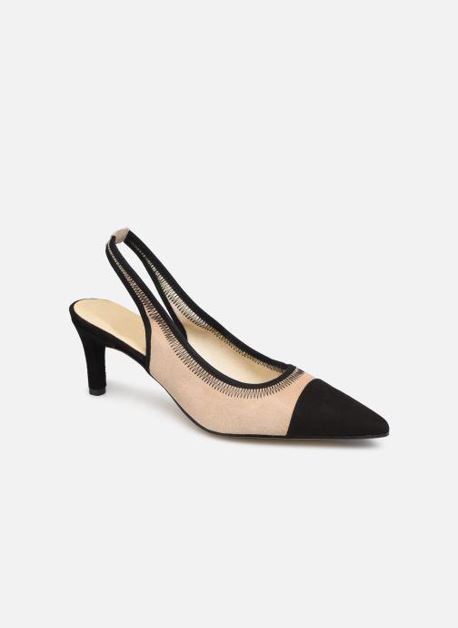 High heels Elizabeth Stuart Ryval 300/2 Beige detailed view/ Pair view