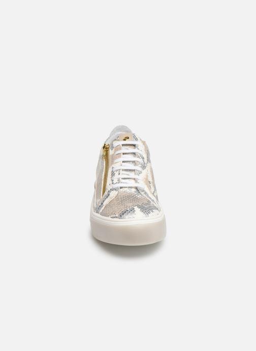 Sneaker Elizabeth Stuart Sheila 204 beige schuhe getragen