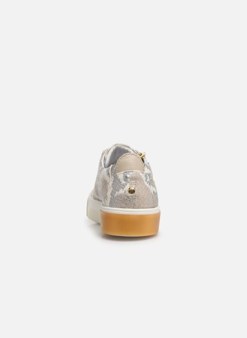 Trainers Elizabeth Stuart Sheila 204 Beige view from the right