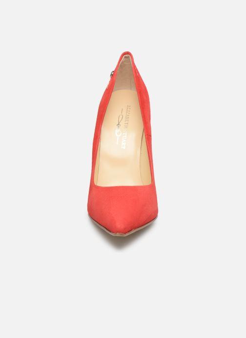 Escarpins Elizabeth Stuart Xoly 300 Rouge vue portées chaussures