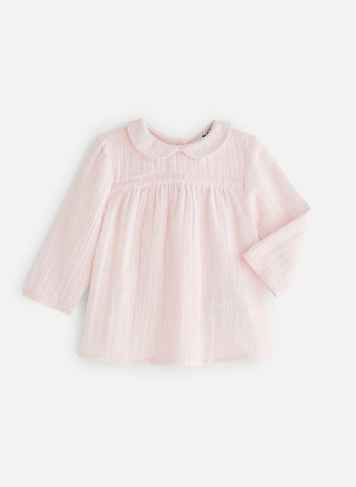 Vêtements Cyrillus Anabelle Rose vue détail/paire