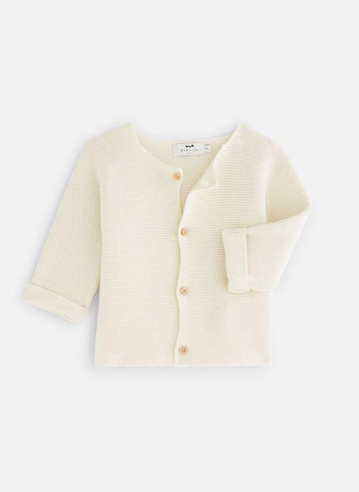 Vêtements Cyrillus Alma Blanc vue détail/paire
