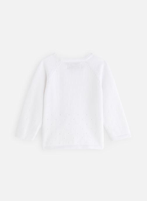 Vêtements Cyrillus Airelle Blanc vue bas / vue portée sac