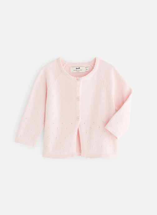 Vêtements Cyrillus Airelle Rose vue détail/paire