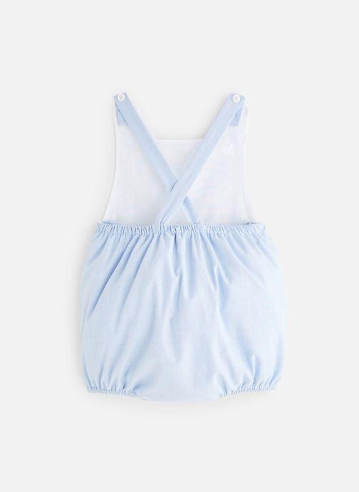 Vêtements Cyrillus Alexandrin Bleu vue bas / vue portée sac
