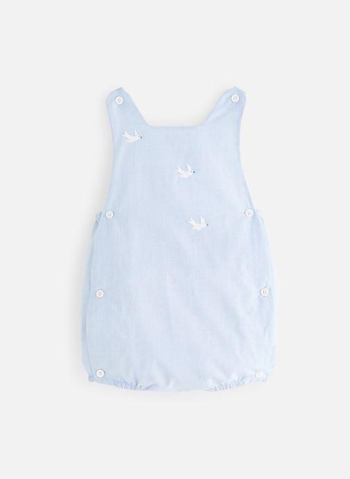 Vêtements Cyrillus Alexandrin Bleu vue détail/paire