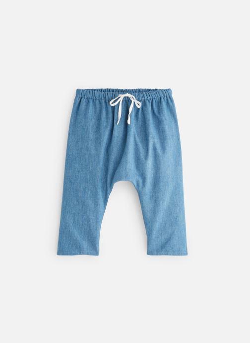 Vêtements Cyrillus Alvaro Bleu vue détail/paire