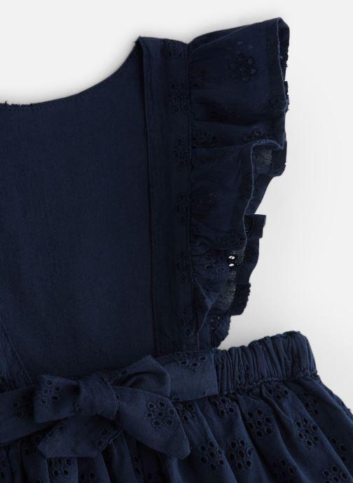 Vêtements Cyrillus Ava Bleu vue portées chaussures