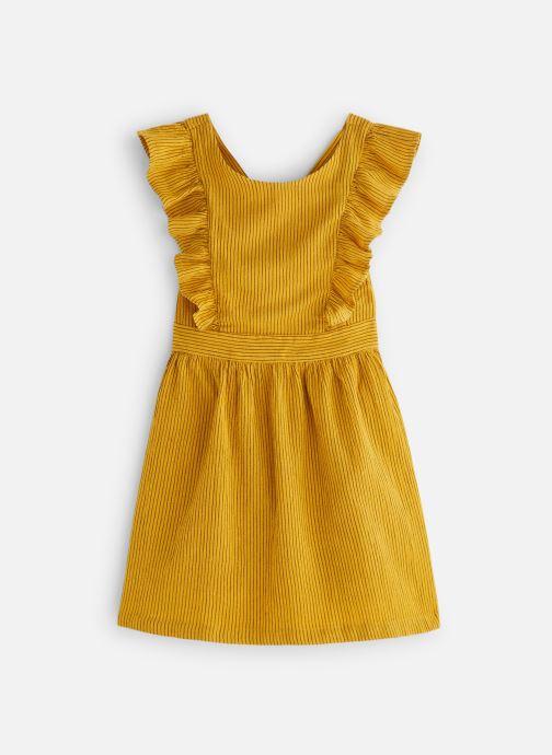 Vêtements Cyrillus Anastasia Jaune vue détail/paire