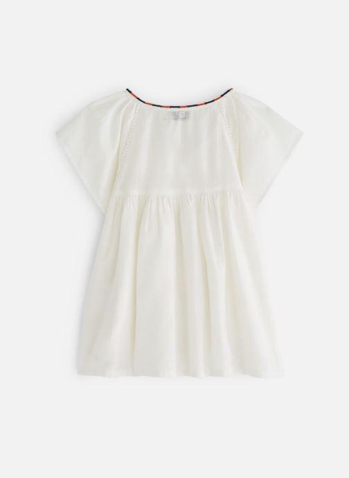 Vêtements Cyrillus Aubane Blanc vue bas / vue portée sac
