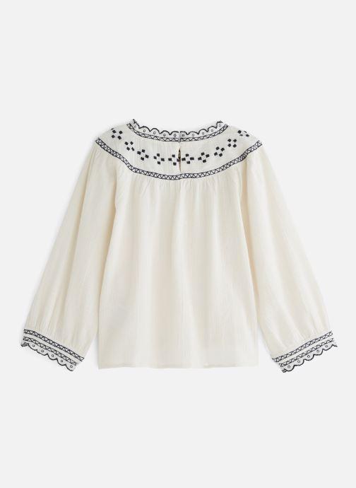 Vêtements Cyrillus Armance Blanc vue bas / vue portée sac