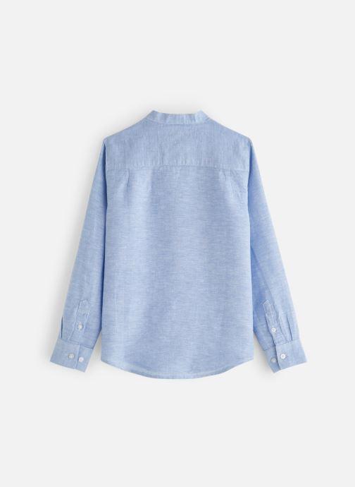 Vêtements Cyrillus Aaron Bleu vue bas / vue portée sac